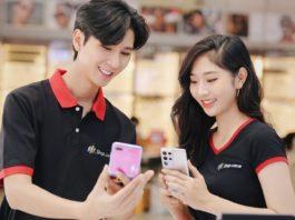 FPT Shop giảm 11 triệu, giao hàng tận nhà cho khách mua sản phẩm Samsung