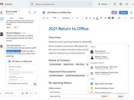 Google Workspace cập nhật cho bất kỳ ai có tài khoản Google