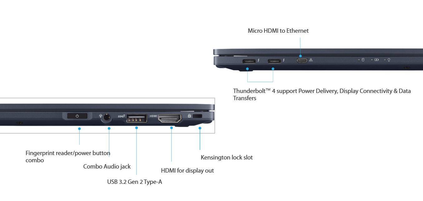 Laptop doanh nhân ASUS ExpertBook B9 (B9400) lên kệ giá 29 triệu đồng