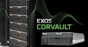 Seagate ra mắt hệ thống lưu trữ khối tự phục hồi dựa trên phần cứng Exos Corvault