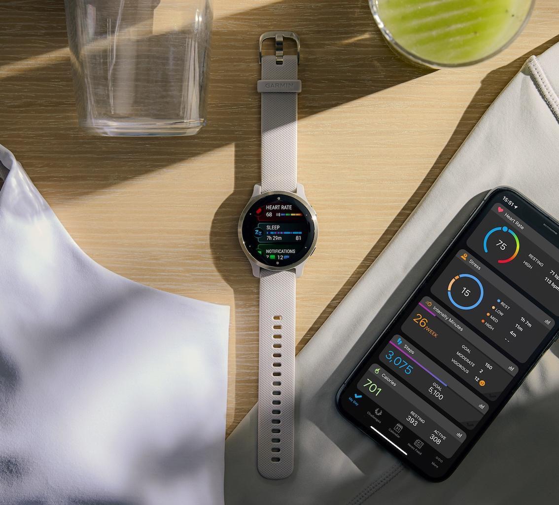 Đồng hồ thông minh GPS Garmin Venu 2 Series giá 9,9 triệu