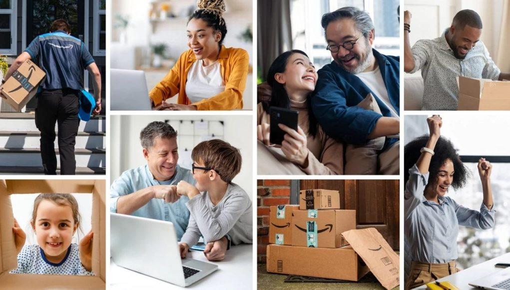 Doanh nghiệp tăng trưởng ấn tượng trong 2 ngày Amazon Prime Day 2021