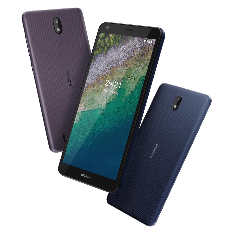 Nokia C01 Plus – Smartphone tiện dụng, bền bỉ chuẩn Châu Âu