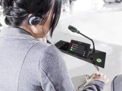 Bosch giới thiệu Bàn gọi Dicentis lắp chìm, mở rộng dòng sản phẩm hội nghị