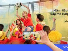 Công bố chiến dịch 'Mãnh liệt cùng vivo, Say mê cùng bóng đá'