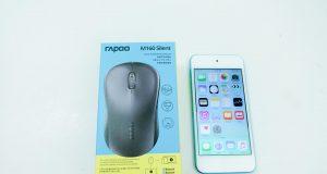 Rapoo M160 Silent: chuột không dây giá rẻ có 2 kết nối