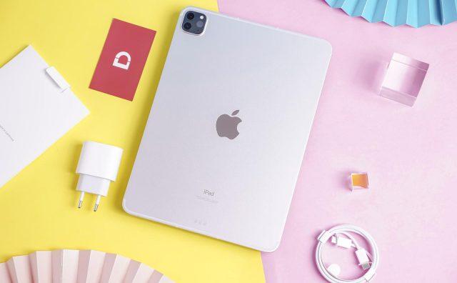 iPad Pro M1, iMac M1 chính hãng Việt Nam đã có mặt tại Di Động Việt