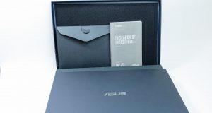Mở hộp laptop doanh nhân ASUS ExpertBook B9 (B9400)