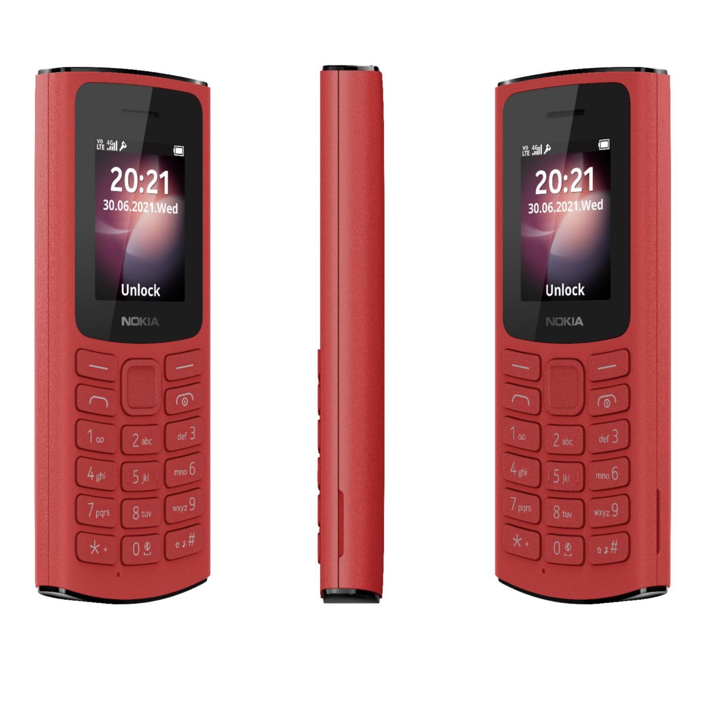 Nokia 110 4G, Nokia 105 4G - Điện thoại phổ thông 4G thế hệ mới tiêu chuẩn châu Âu được sản xuất tại Việt Nam