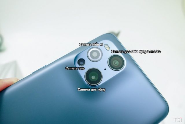OPPO Find X3 Pro: ảnh chụp từ bộ 3 camera tele, góc rộng và siêu rộng