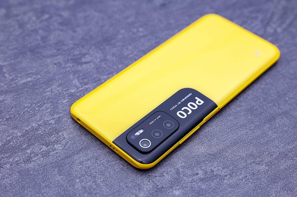 POCO M3 Pro 5G giá 5,5 triệu, độc quyền 2 tuần trên Lazada