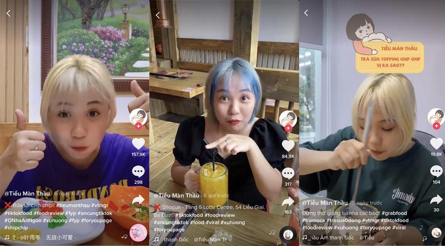 Top 5 nhà sáng tạo ẩm thực không thể bỏ lỡ trên TikTok trong giai đoạn giãn cách xã hội