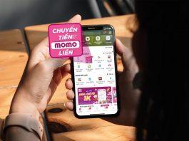 Ví MoMo 'khoác áo mới' cho icon chiến lược Chuyển tiền - MoMo liền
