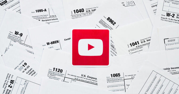 YouTuber Việt Nam bắt đầu bị trừ thuế tại Mỹ