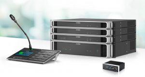 Bosch giới thiệu hệ thống thông báo và sơ tán khẩn cấp Preasensa