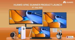 Huawei ra mắt 6 sản phẩm cao cấp tại khu vực Châu Á Thái Bình Dương