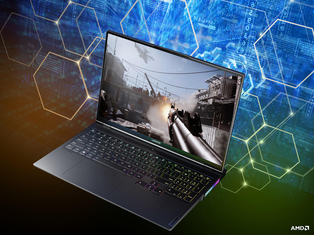 Lenovo Legion 7: laptop gaming mạnh mẽ