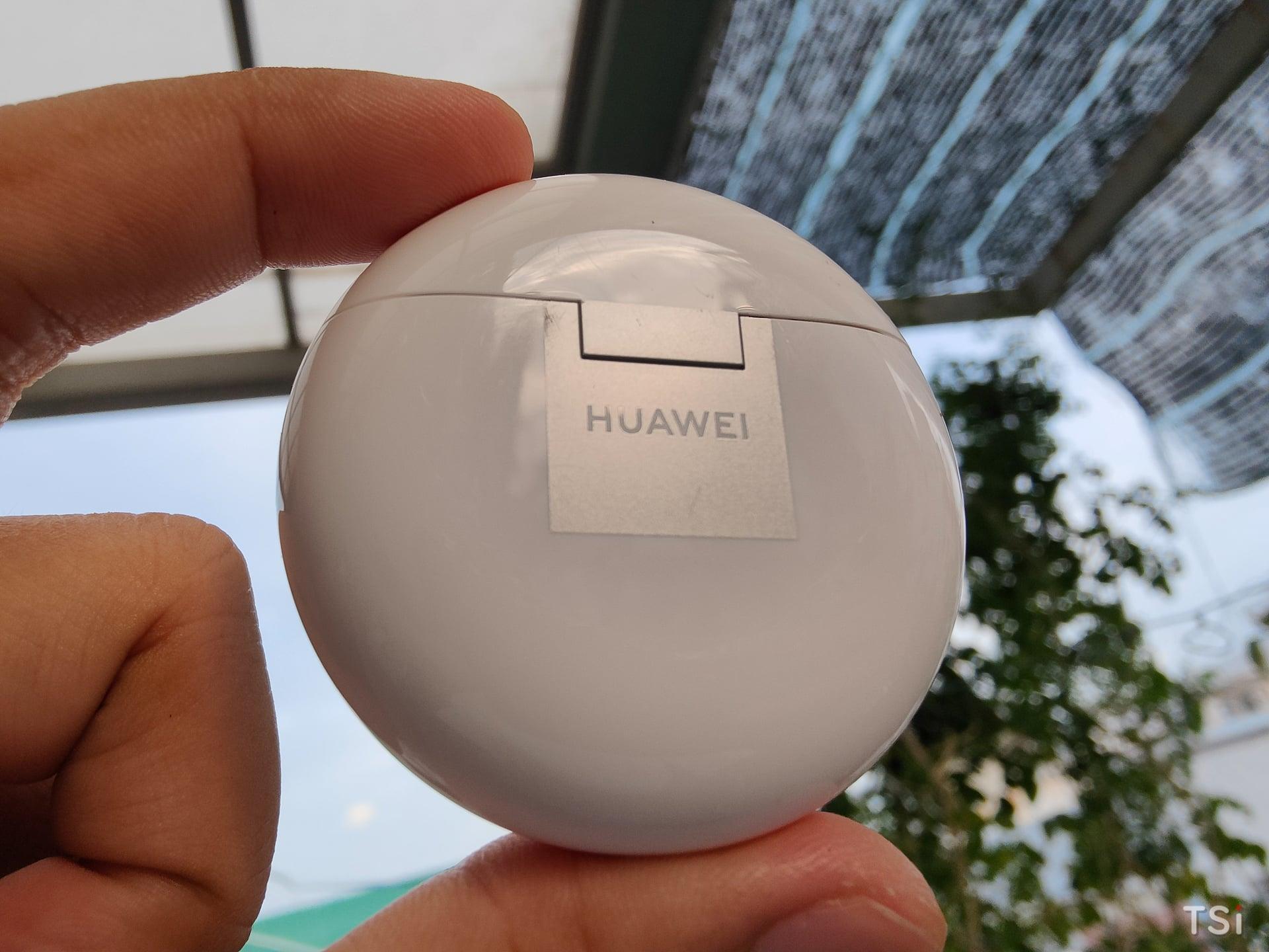 Xài thử Huawei FreeBuds 4: không nhét kín tai vẫn chống ồn tốt