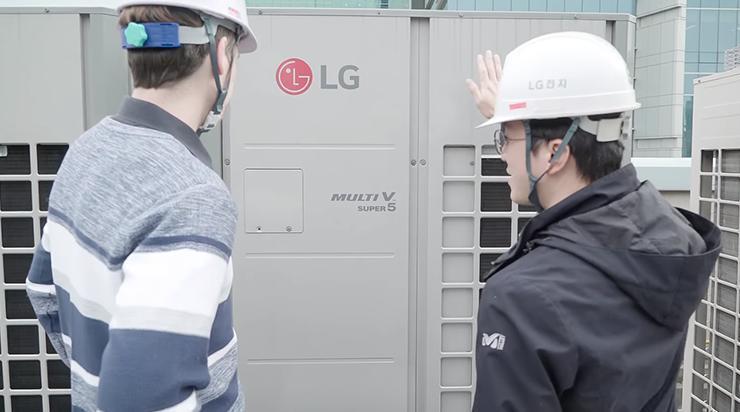 LG tổ chức cuộc thi thiết kế hệ thống điều hòa không khí khu vực Châu Á