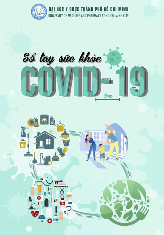 Mời tải về 'Sổ tay sức khỏe COVID-19'