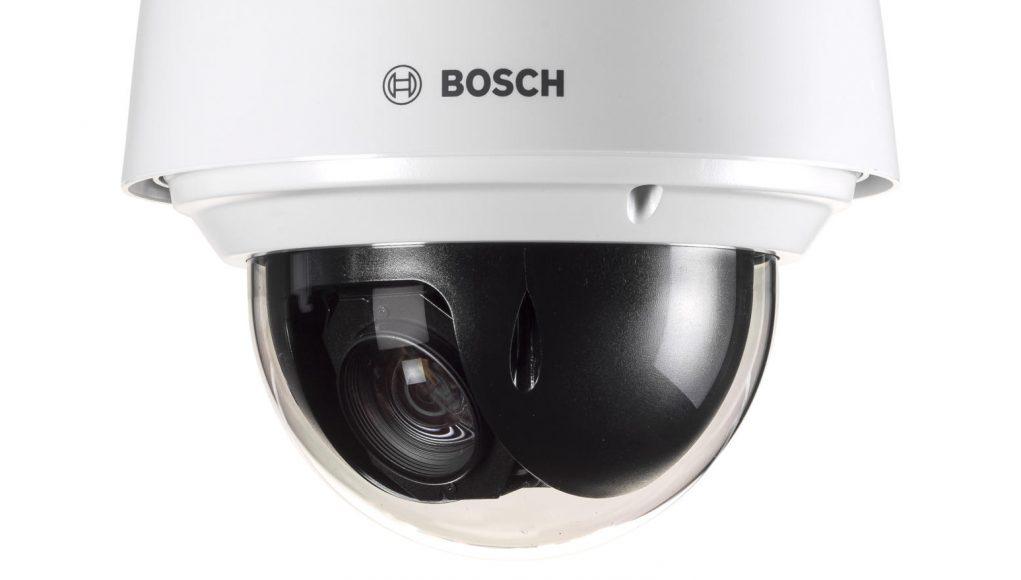 Bosch giới thiệu dòng camera AUTODOME IP starlight 5100i tích hợp AI
