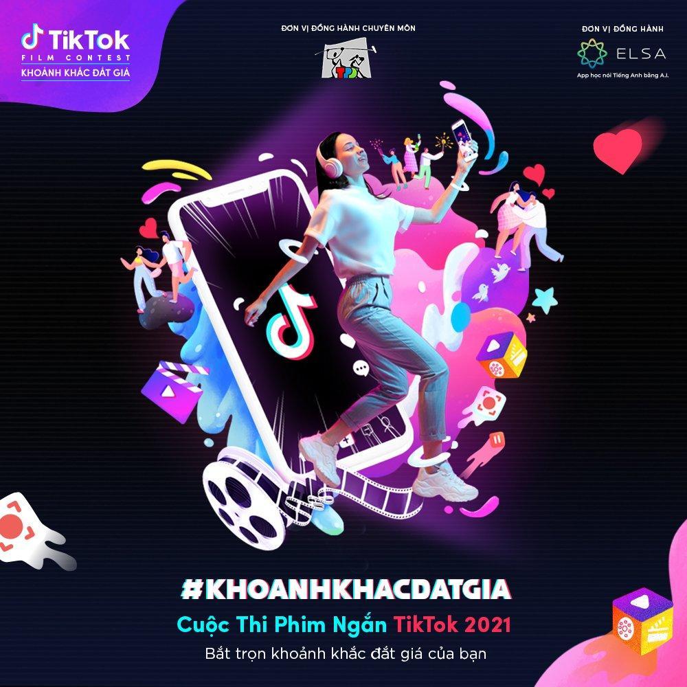 TikTok giới thiệu cuộc thi phim ngắn TikTok 2021