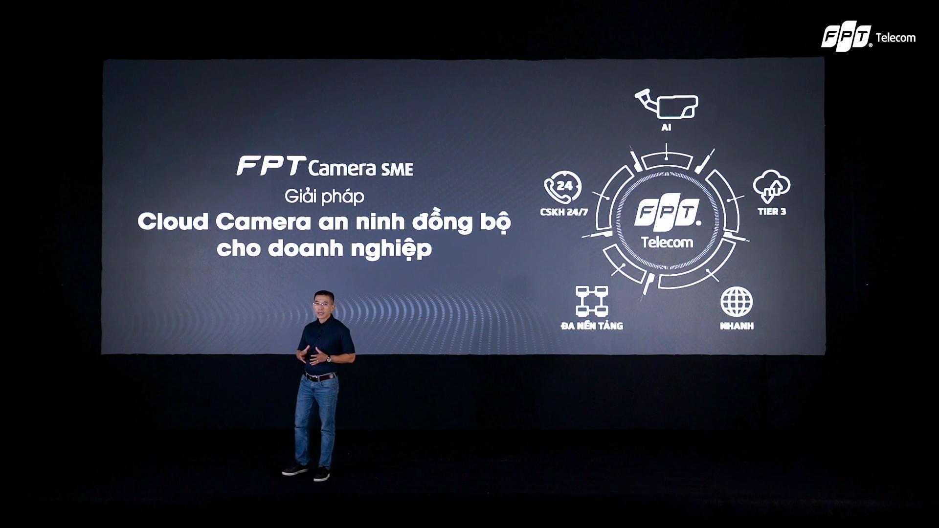 FPT Camera SME, giải pháp camera an ninh toàn diện cho doanh nghiệp