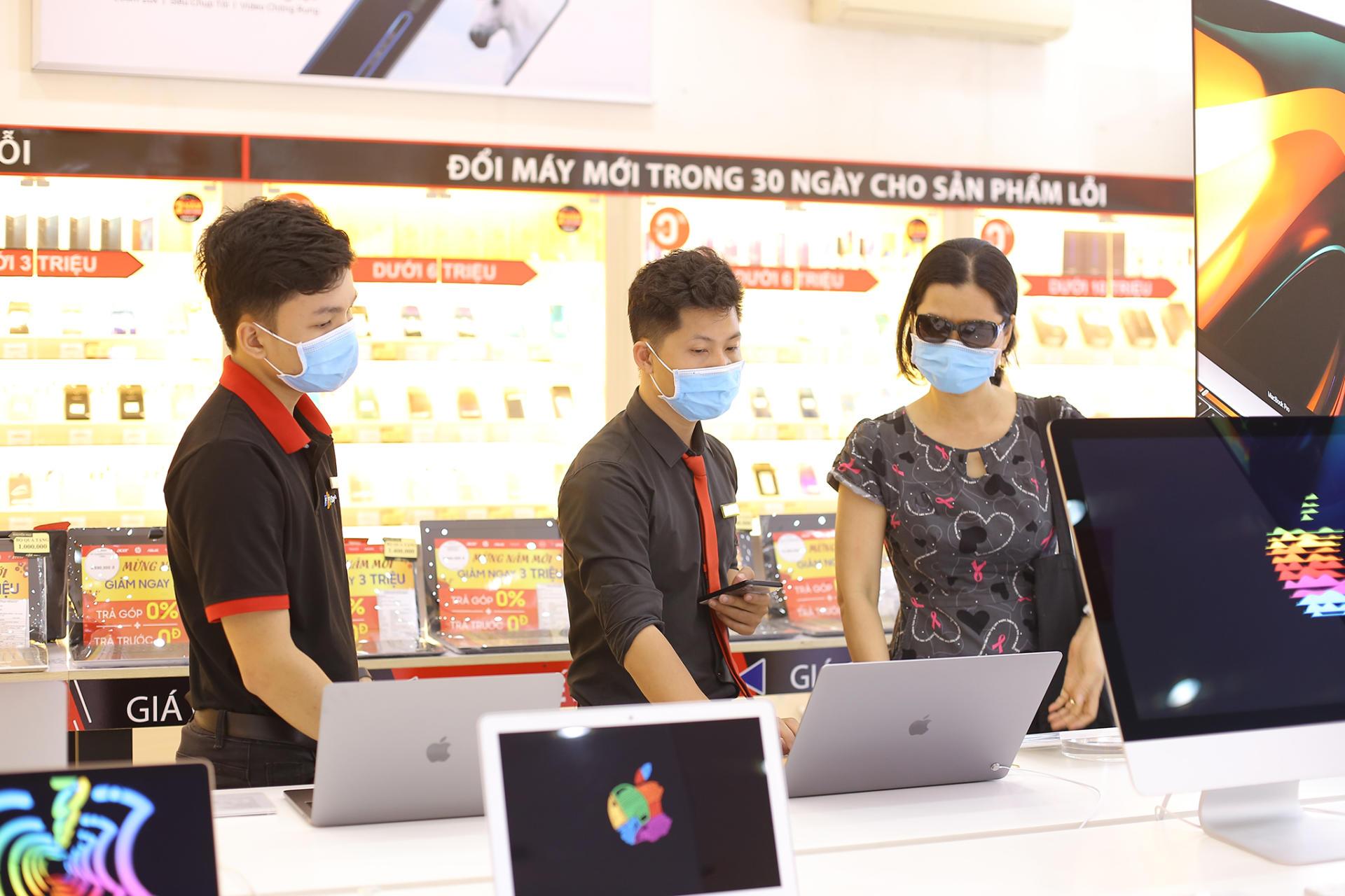 GfK: FPT Shop chiếm 31% thị phần, đứng đầu thị trường bán lẻ Laptop