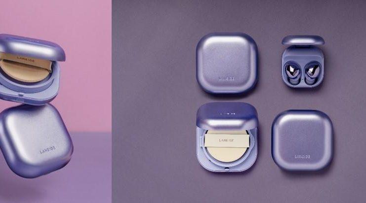 Laneige ra mắt sản phẩm hợp tác cùng Samsung Galaxy Buds Pro