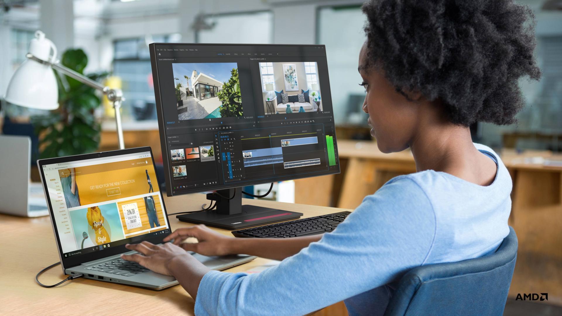 Lenovo ra mắt bộ đôi laptop ThinkBook 14 và 15 Gen 3