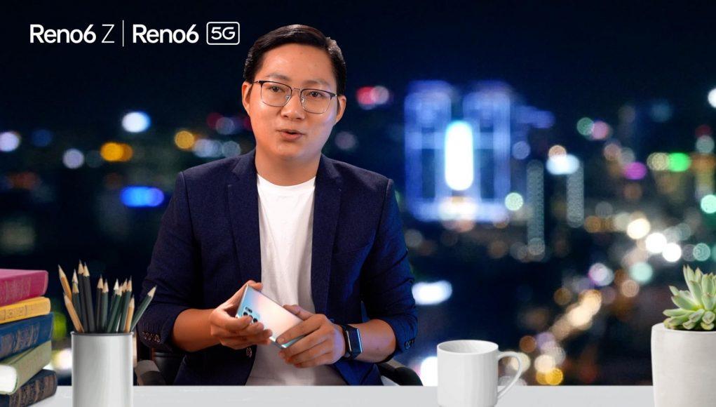 OPPO Reno6 series chính thức ra mắt