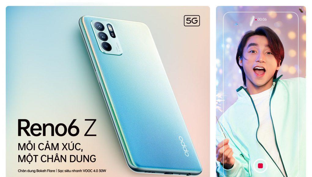 OPPO Reno6 Z 5G sẽ ra mắt ngày 21.7