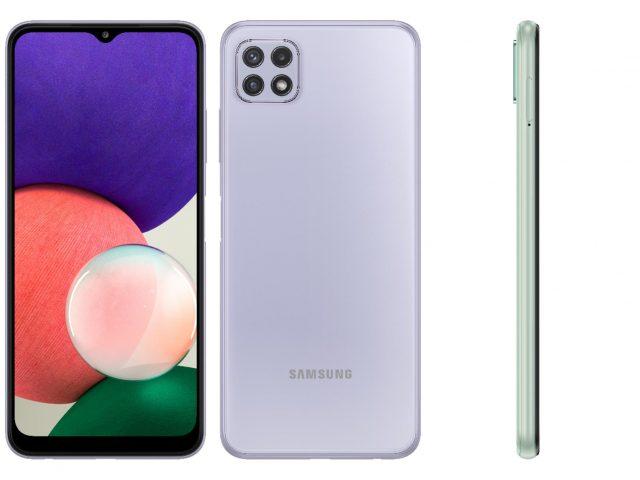 Samsung mở bán Galaxy A22 5G, giá 6,3 triệu đồng