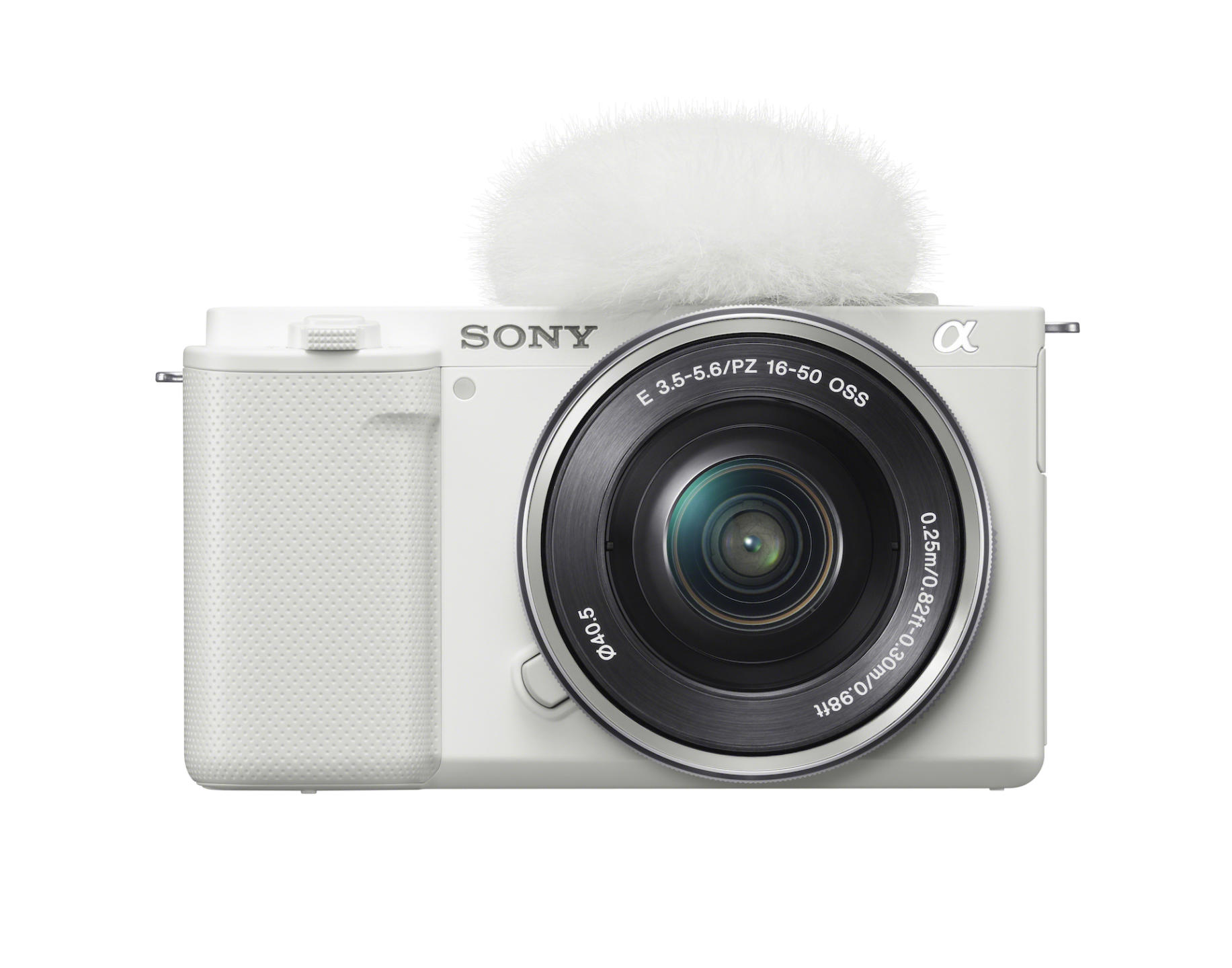 Sony ra mắt máy ảnh thay đổi ống kính Alpha ZV-E10