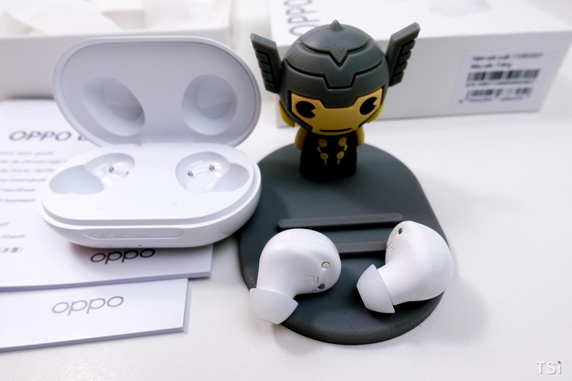 Tai nghe không dây OPPO Enco Buds: đáng sở hữu với giá 800 ngàn