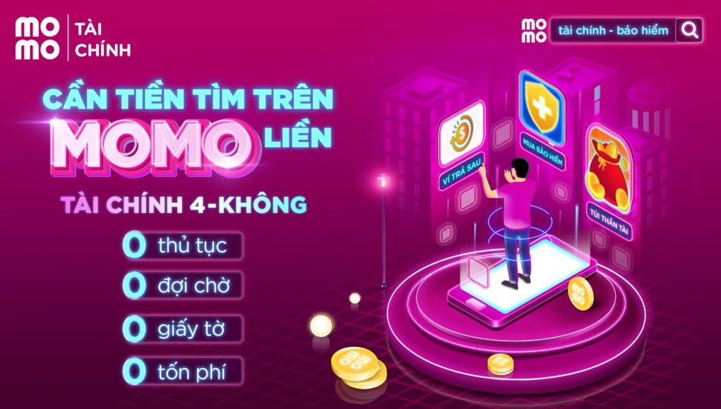 Ví MoMo ra mắt nhóm dịch vụ 'MoMo Tài chính'