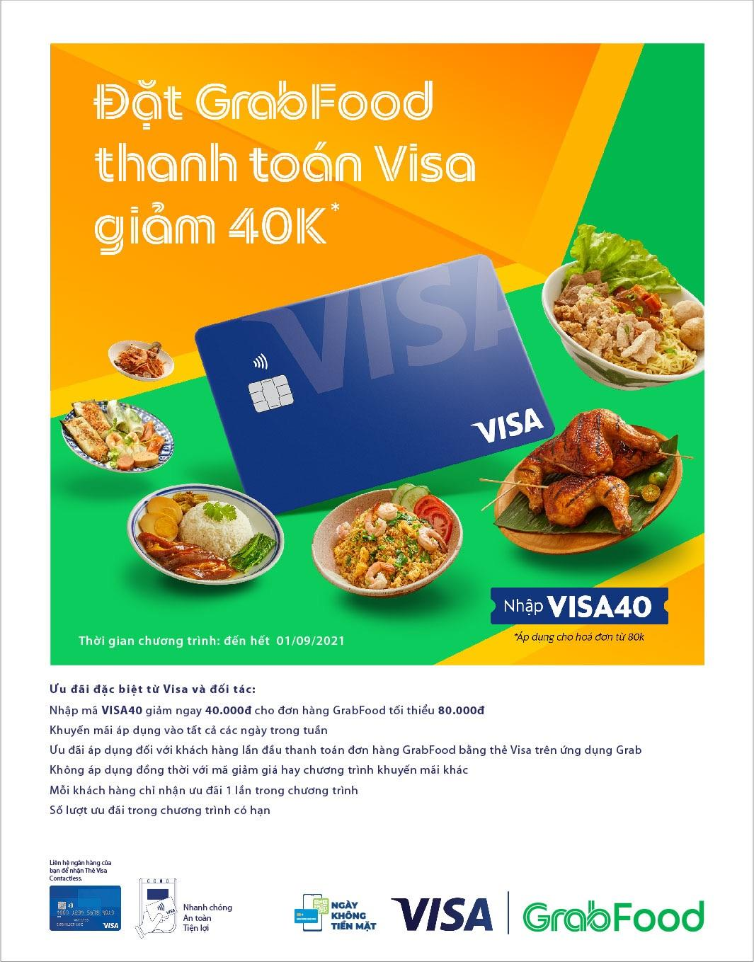 Visa hợp tác cùng Moca thúc đẩy mua sắm trực tuyến và thanh toán số