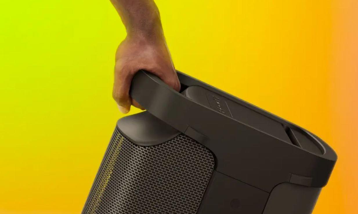 Loa đa năng Sony SRS-XP500 lên kệ giá 10 triệu đồng