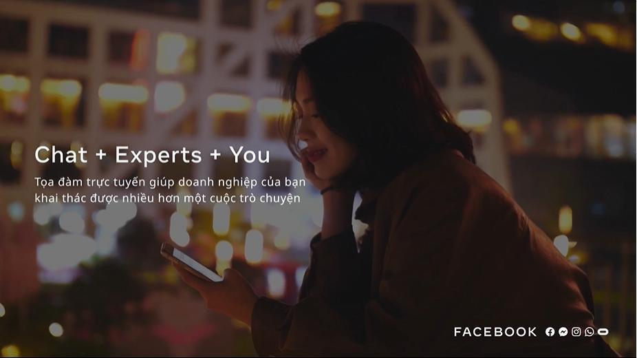 Facebook: Việt Nam dẫn đầu về Thương mại qua hội thoại trên toàn cầu