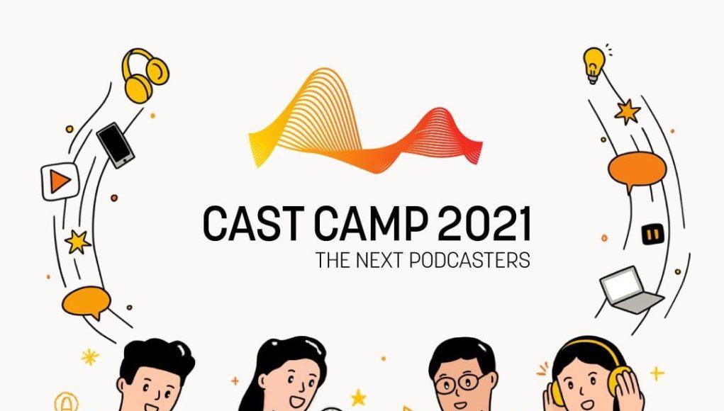 Vietcetera ra mắt sân chơi Cast Camp 2021 dành cho podcaster tương lai