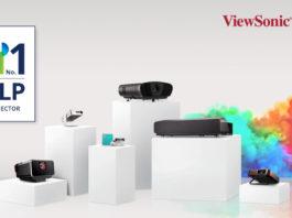 ViewSonic đạt vị trí số 1 thế giới vềthị phần máy chiếu DLP