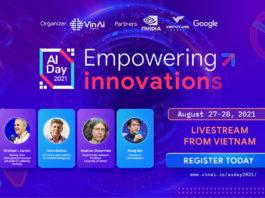 'Ngày Trí tuệ nhân tạo 2021' – Nơi hội tụ những 'siêu sao AI' hàng đầu thế giới