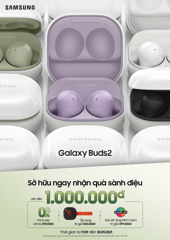 Samsung mở đặt trước Galaxy Watch4 series và Galaxy Buds2