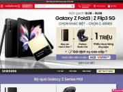 Hơn 300 khách đặt trước Galaxy Z Fold3 tại CellphoneS