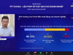 Vận hành, kinh doanh không gián đoạn với FPT eCovax