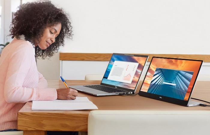 Dell ra mắt các mẫu màn hình phục vụ hội thoại trực tuyến