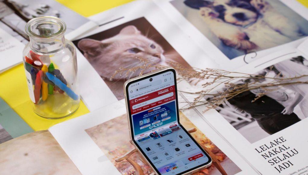 Vì sao Galaxy Z Flip3 lại có giá thấp hơn cả dòng Galaxy S?