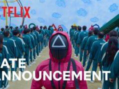 Netflix tung poster và trailer giới thiệu phim Squid Game