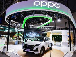 OPPO trình làng sạc nhanh không dây MagVOOC mới và công nghệ kết nối trong xe hơi