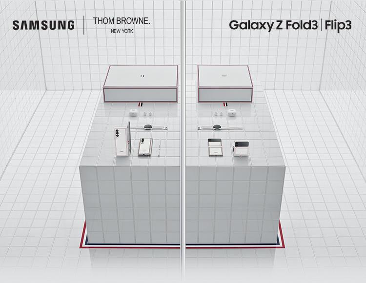 Samsung xác nhận kỷ lục đặt hàng mới cho phiên bản Thom Browne